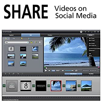 Diamond Vc500 Usb 2.0 One Touch Vhs To Dvd Video Capture Device With Easy To Use Software, Convert, Edit & Save To Digital Files For Win7, Win8 & Win10 16