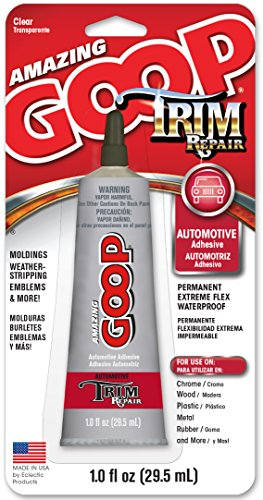 Amazing Goop 144100 Trim Repair Adhesive, 1 fl. oz.