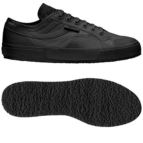 2750 Black Sneaker Total Adulto – Superga Unisex Panatta Cotu dqZZxaT
