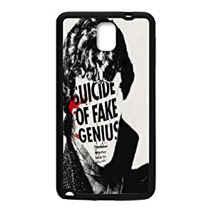 Suicide of fake genius Cell Phone Case for Samsung Galaxy Note3