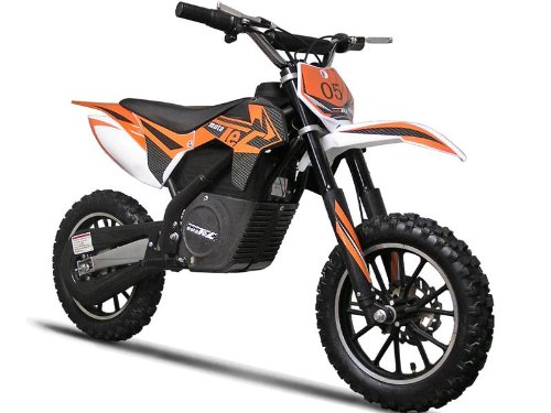 MotoTec MT-Dirt-500 24 Volt Electric Dirt Bike