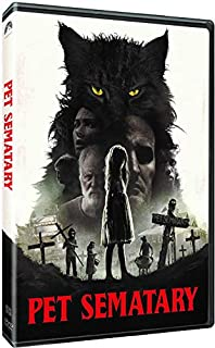 Book Cover: Pet Sematary 2019