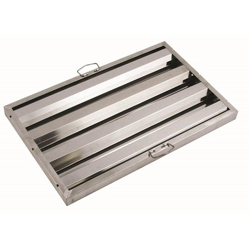 Value Series HF-1625 Stainless Steel Vent Hood Filter - 16''x25''