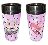 I Love Lucy Thermos Mug Chocolate Factory