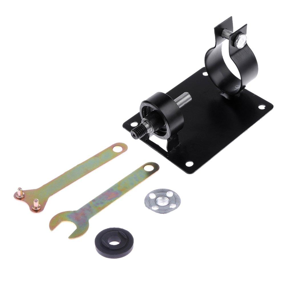 Sharplace sedile supporto macchina di taglio 10/mm trapano elettrico staffa asta bar chiavi kit