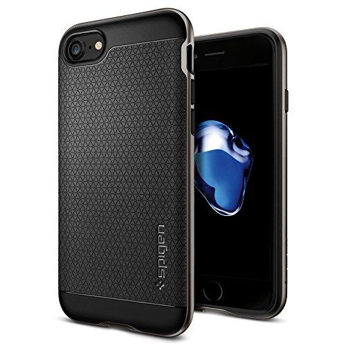 【Spigen】 iPhone 7 ケース, ネオ・ハイブリッド [ 米軍M...