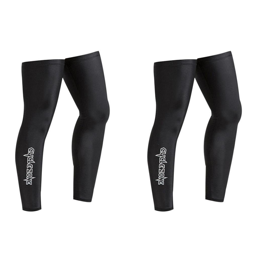 Chartsea Bike Cycling UV Sun Protection Cycling Arm Cuff Leg Sleeves Covers Gears
