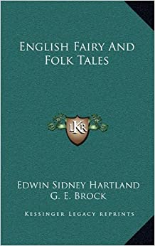 English Fairy And Folk Tales