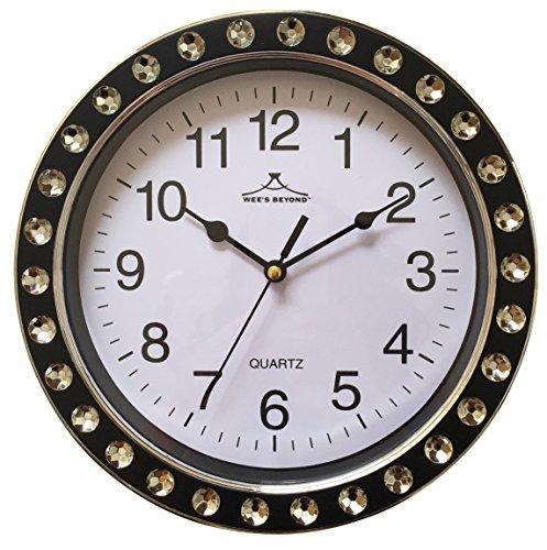 - Wee's Beyond 2806 Crystal Wall Clock
