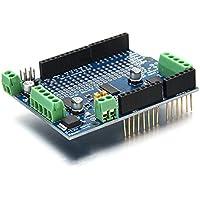 ILS - DC Stepper Motor Shield V2 TB6612FNG PWN Module d'entraînement Pour Arduino