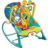 Cadeira Minha Infância Crescendo Comigo Fisher Price, Mattel, Verde