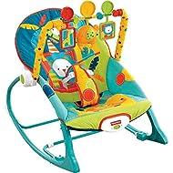 Fisher-Price Infant-to-Toddler Rocker,Circus Celebration