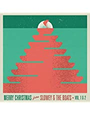 Merry Christmas From Slowey & The Boats, Vol. 1 & 2 (Ruby Red Vinyl)