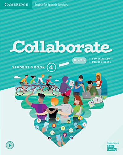Collaborate Level 4 Student's Book por Samantha Lewis,Daniel. Vincent