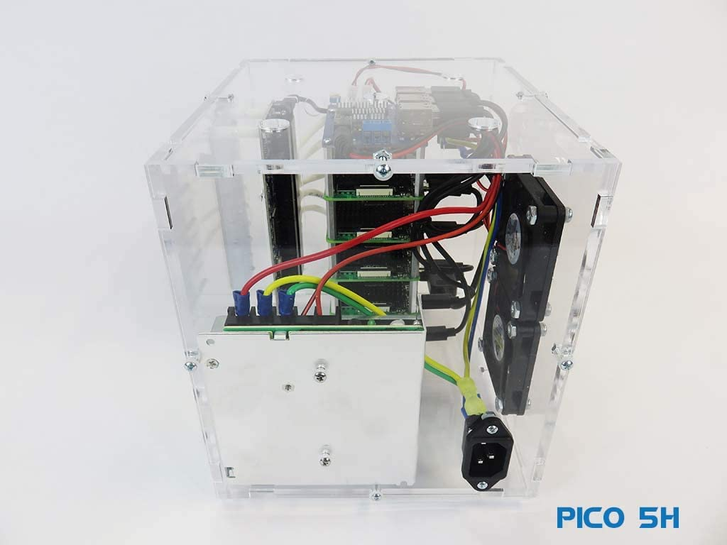Starter Kit Pico 5H RPI4 8GB No Storage