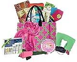 The Works Chemo & Radiation Cancer Comfort Bag - Preppy