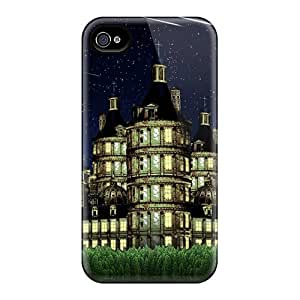 For Iphone 4/4s Fashion Design Bright Sky Case-vwn13945jtWG