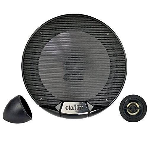 Clarion SRG1723S Speaker 16.5cm 2-Way Component System 165mm