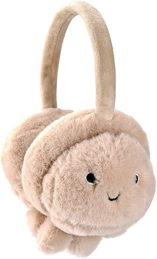 Wankd Lustige Spielzeug Bunny Ohrensch/ützer Kaninchen Ohrensch/ützer Kneifen Kaninchen Ohren Airbag Beweglich Ohrensch/ützer Pl/üsch Niedlichen Ohrensch/ützer Geschenk f/ür Frauen und Kinder