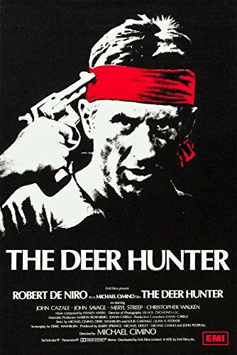 The Deer Hunter Robert De Niro 1978 (C) Universal Pictures / Courtesy: Everett Collection Movie Poster Masterprint (11 x 17) ()