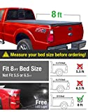 Best Tonneau Cover For Ford Supers - MaxMate Tri-Fold Truck Bed Tonneau Cover works Review