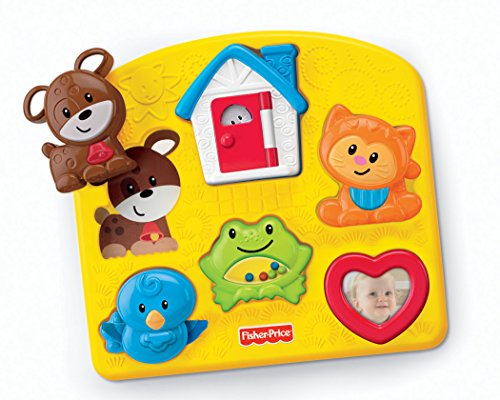 Fisher-Price Brilliant Basics Activity Puzzle (Puzzle Plastic)