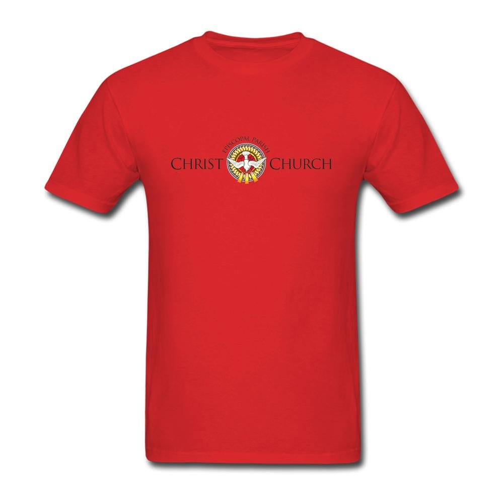 Timwood Men's Christ Episcopal Church Eureka Short Sleeve T-Shirt