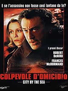 colpevole d'omicidio dvd Italian Import