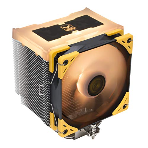 Scythe TUF Gaming Alliance 120mm RGB AIR CPU Cooler, ASUS Aura Sync, Intel LGA1151, AMD AM4, Mugen5 Edition (Best Gaming Cpu Coolers)
