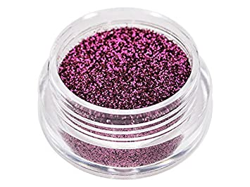 Purenail Nageldesign Glitzerpuder Sommerkollektion 2015 Violett