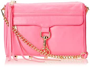 Rebecca Minkoff MAC Convertible Cross Body Bag