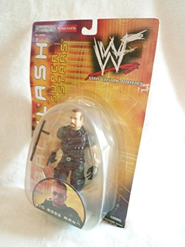 BIG BOSS MAN - WWE WWF Wrestling Exclusive Backlash Toy figures by Jakks Pacific by WWE