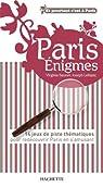 Parisénigmes par Leblanc