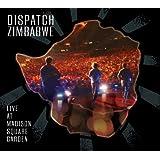 DISPATCH: ZIMBABWE - Live at Madison Square Garden DVD (w/ audio CD)