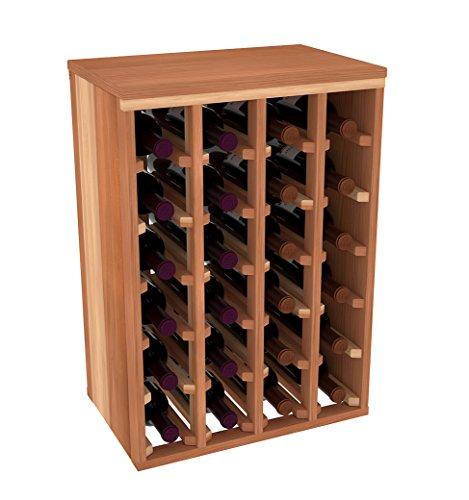 side table wine rack - 6