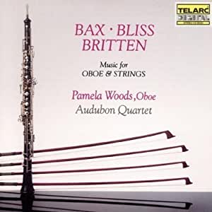 Music for Oboe & Strings