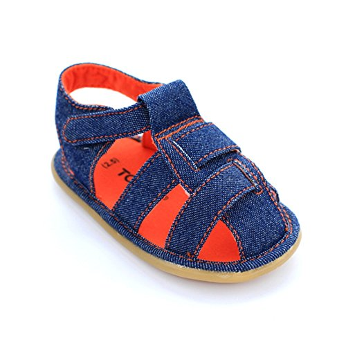 Kuner-Baby-Boys-and-Girls-Canvas-Rubber-Sloe-Outdoor-Non-slip-Sandals-First-Walkers