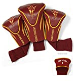 Best Team Golf Golf Socks - Arizona State University Contour Sock Headcovers (3 pack) Review