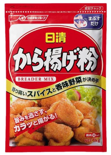 Nissin Japanese Fried Chicken flour 1kg