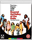 Beyond the Valley of the Dolls / The Seven Minutes - 2-Disc Set [ NON-USA FORMAT, Blu-Ray, Reg.B Import - United Kingdom ]