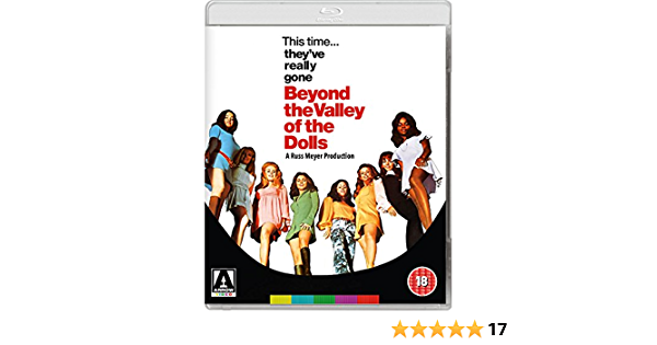 Beyond the Valley of the Dolls + The Seven Minutes Blu-ray + ...