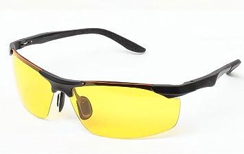 Telam visión nocturna conducción gafas polarizadas gafas de sol deslumbramiento conducción
