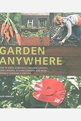Garden Anywhere Paperback
