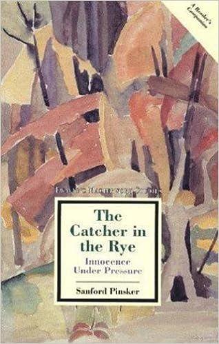 Amazon Masterwork Stu s Series The Catcher in the Rye