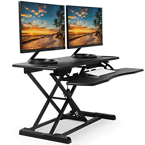 TechOrbits Standing Desk Converter - 37