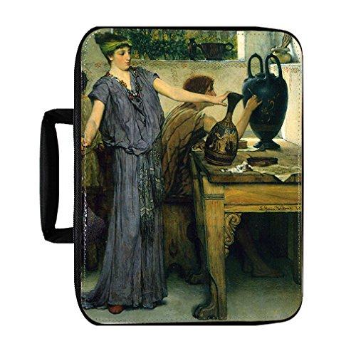 Pottery Painting (Alma Tadema) Insulated Lunch Box (Alma Tadema Painting)