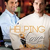 A Helping of Love: A Taste of Love Story | Andrew Grey
