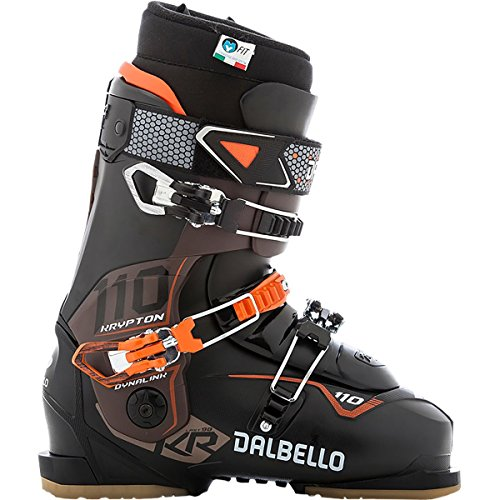 Dalbello Krypton Ski Boots (Dalbello Sports Krypton 110 ID Ski Boot One Color, 27.5)
