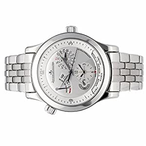 Jaeger LeCoultre Master Geographic automatic-self-wind mens Watch Q1508120 (Certified Pre-owned)