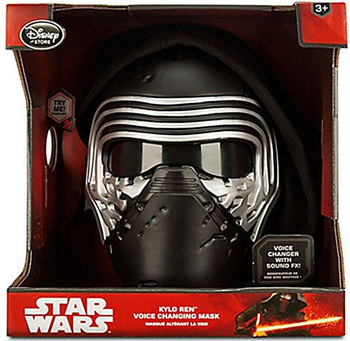 Star Wars The Force Awakens Kylo Ren Voice Changing Mask Exclusive Roleplay Toy -